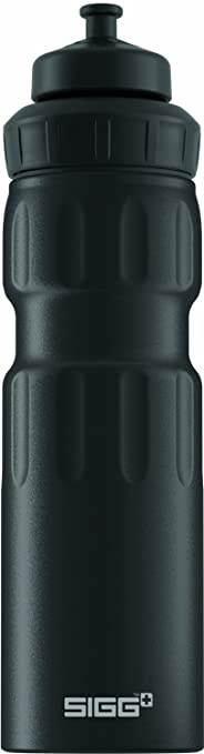 Sigg 75 Litre Aluminum Bottle Wide Mouth Sport