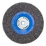 """Mercer Industries 183020 Crimped Wire Wheel, 8"""" x 3/4"""" x (1/2"""", 5/8"""")"""