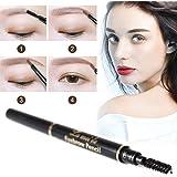 SODIAL(R) 500xBandes elastiques a cheveux Barrettes Caoutchoucs Transparent Blanc 1mm