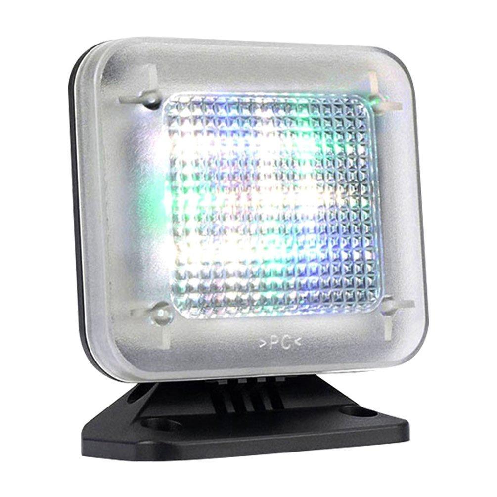 Home Security TV Light — BLINGSTAR LED TV Program Simulator Dummy Fake TV Burglar Intruder Thief Deterrent Crime Prevention Device Built-in Light Sensor Timer US Plug(Peace of mind while you are away)
