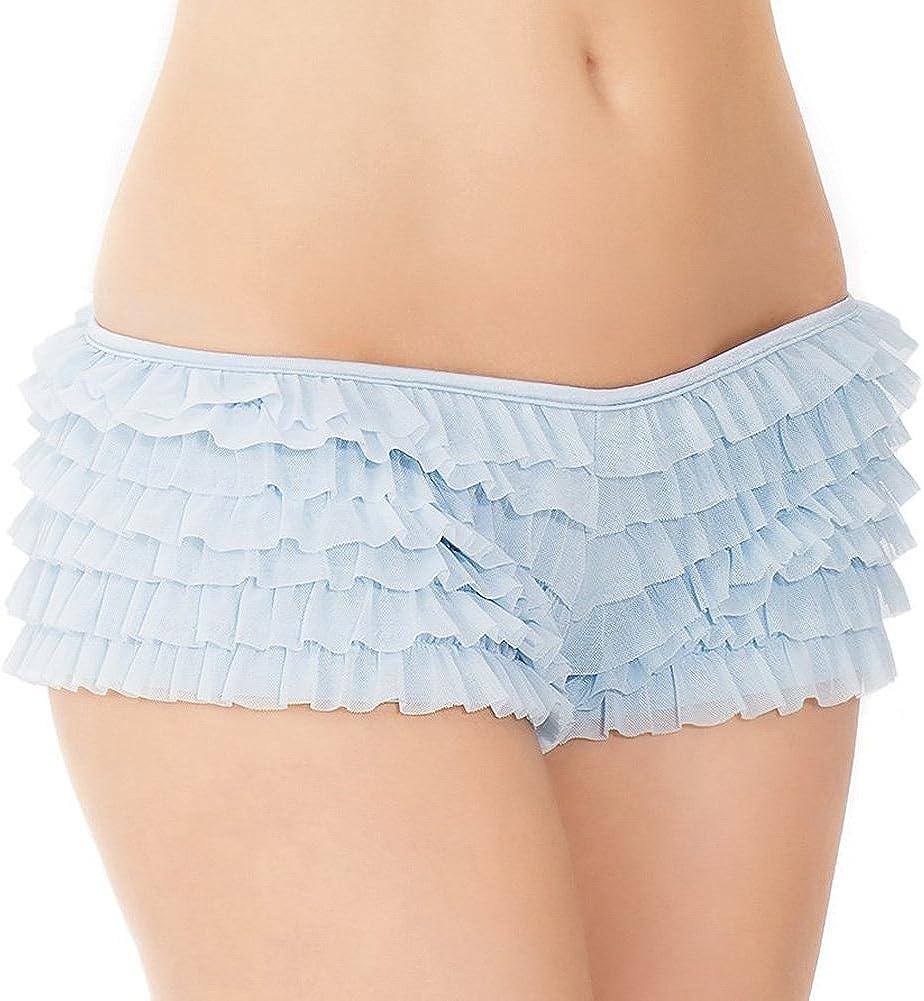 Ruffle Back Panties