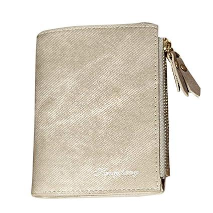 7a821c576525 Amazon.com: ❤ Sunbona Coin Purses for Women Wallet Men Soft ...