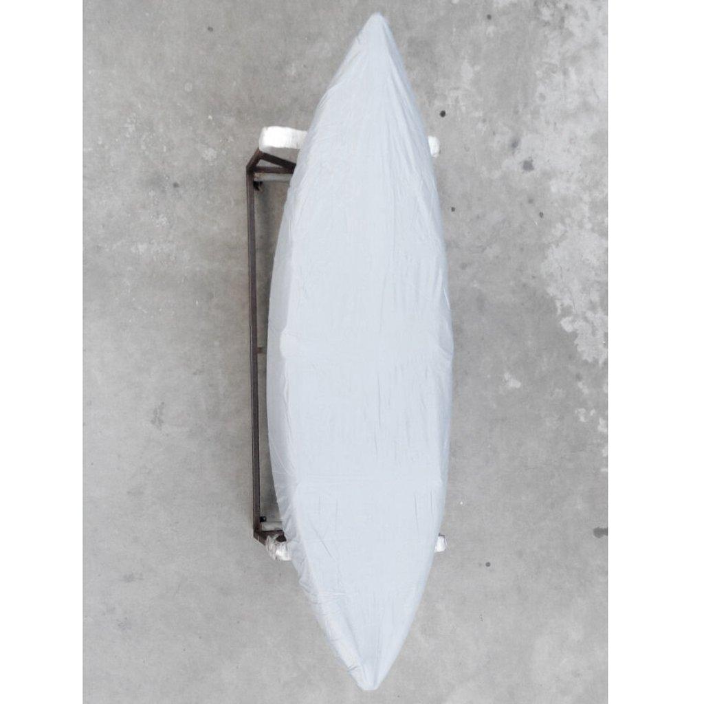 MagiDeal Housse de Protection de Kayak Couverture Etanche Anti UV pour Bateau Cano/ë de Long 4.7-5.1 m