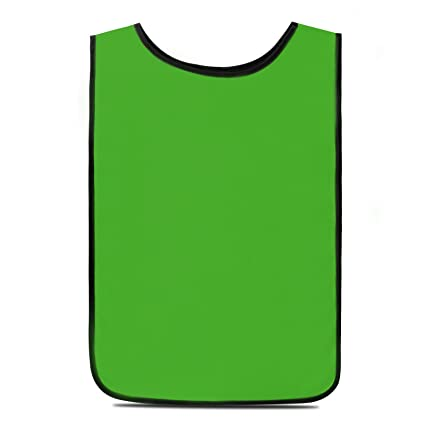 4bb998ad8dc3 QPKUNG Unlimited Potential Pinnies Scrimmage Jerseys Training Vests Soccer