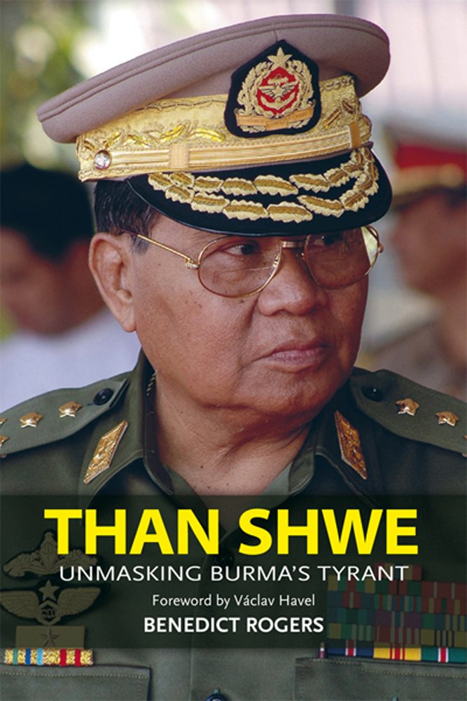 Than Shwe: Unmasking Burma's Tyrant ebook