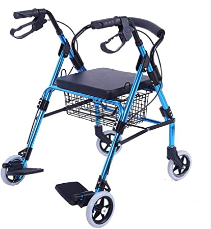 Amazon.com: Rolling Walkers, Drive Medical Walker Rollator ...