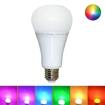 Licht Fürs Bad mi licht 2 4g rgb cct 15w dimmable led downlight ip54 wasserdichte