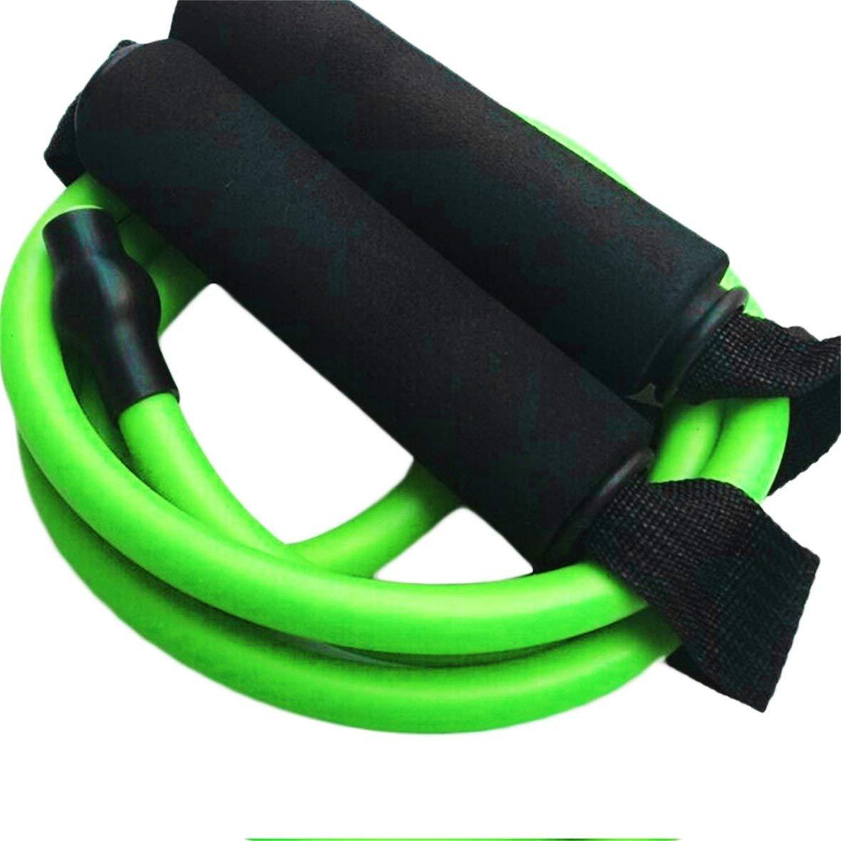 Entrenamientos en casa y Deportes Pilates Cuerda el/ástica de Resistencia Heaviesk para Hacer Yoga
