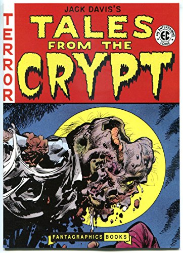 TALES from the CRYPT #1 Halloween ashcan, Promo, 2012, NM, Jack Davis, Horror ()