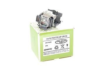 Lámpara de proyector Alda PQ SONY LMP-C163 para SONY VPL-CS21, VPL ...
