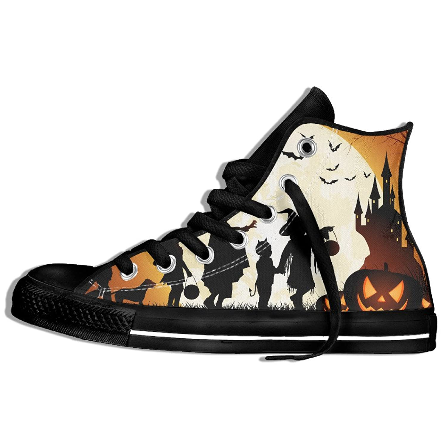 Halloween Sports Shoes For Men Casual Shoes