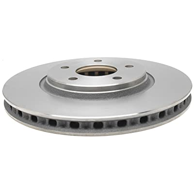 ACDelco 18A1659A Advantage Non-Coated Front Disc Brake Rotor: Automotive