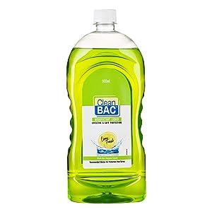 CleanBAC Multi-Purpose Disinfectant Hygiene Liquid (Lime Fresh)- 900 ml