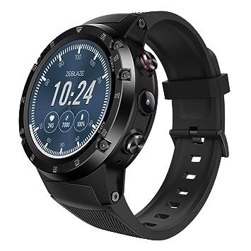 JUNERAIN Reloj Inteligente Zeblaze Thor 4 Plus MTK6739 Quad Core Android 4G: Amazon.es: Electrónica