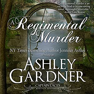 A Regimental Murder Audiobook