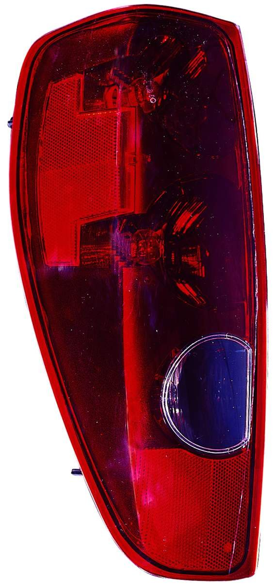 Chevrolet Colorado 04-12 Passenger Side Nsf Depo 335-1914R-AF Tail Lamp Assembly