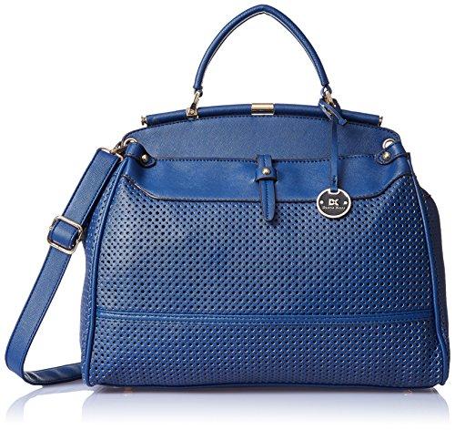 Diana Korr Women's Handbag (Blue) (DK34HDBLU)