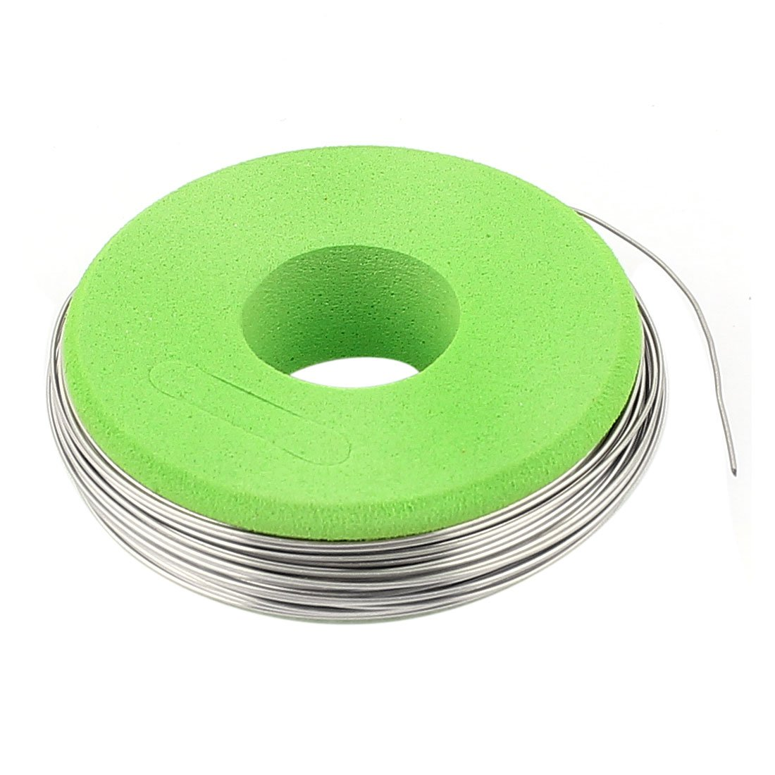 uxcell Nichrome 80 Round Wire 0.5mm 24 AWG 7.5M Roll 5.551Ohm/m Resistance