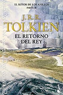 El Señor de los Anillos III. El Retorno del Rey par Tolkien