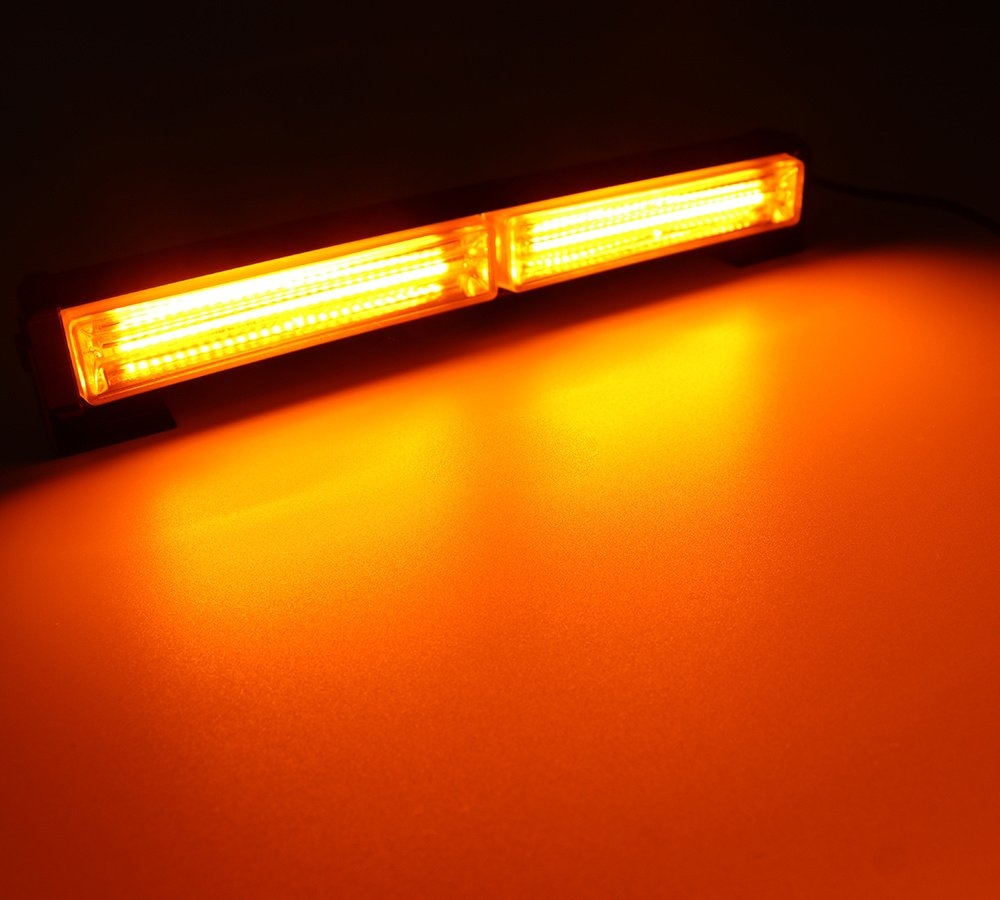 HEHEMM 36 W Cob 12– 24 V LED Auto Strobe Notfall Hazard Achtung Blinklicht Bar HEHEMM-166yl