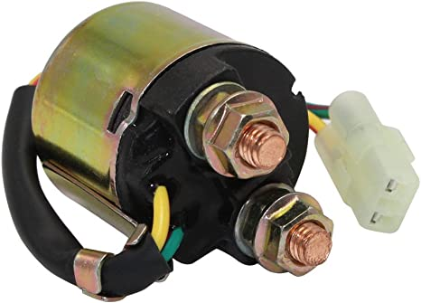 Road Passion Starter Solenoid Relay for HONDA ATV TRX500 FOURTRAX FOREMAN RUBICON 2001-2011 TRX650 FOURTRAX RINCON 2003-2005 TRX680 FOURTRAX RINCON 2006-2010