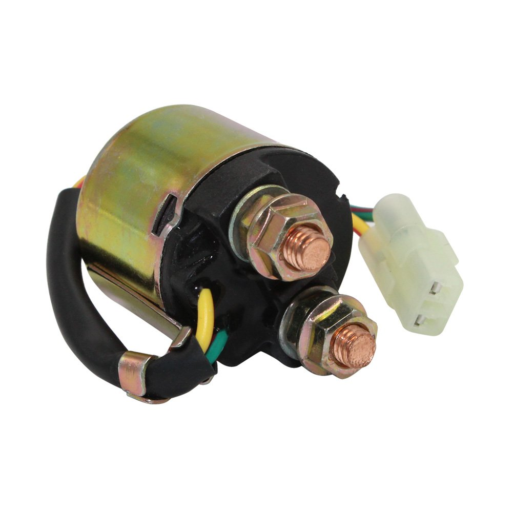 Road Passion Starter Solenoid Relay for HONDA ATV TRX500 FOURTRAX FOREMAN RUBICON 2001-2011 TRX650 FOURTRAX RINCON 2003-2005 TRX680 FOURTRAX RINCON 2006-2010