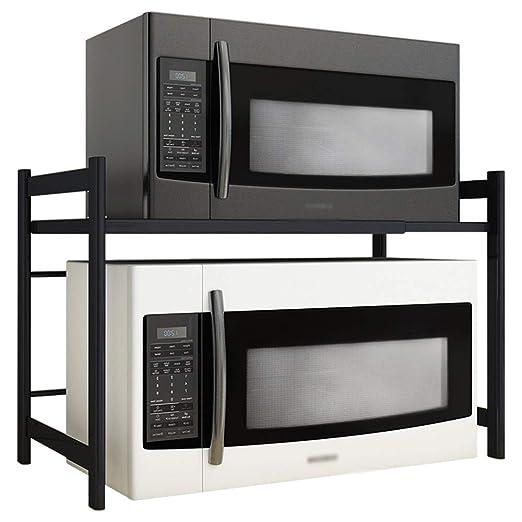 Shelf Rack de Cocina Rack de Horno de microondas - Tipo de Piso ...