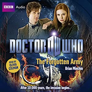 Doctor Who: The Forgotten Army Hörbuch