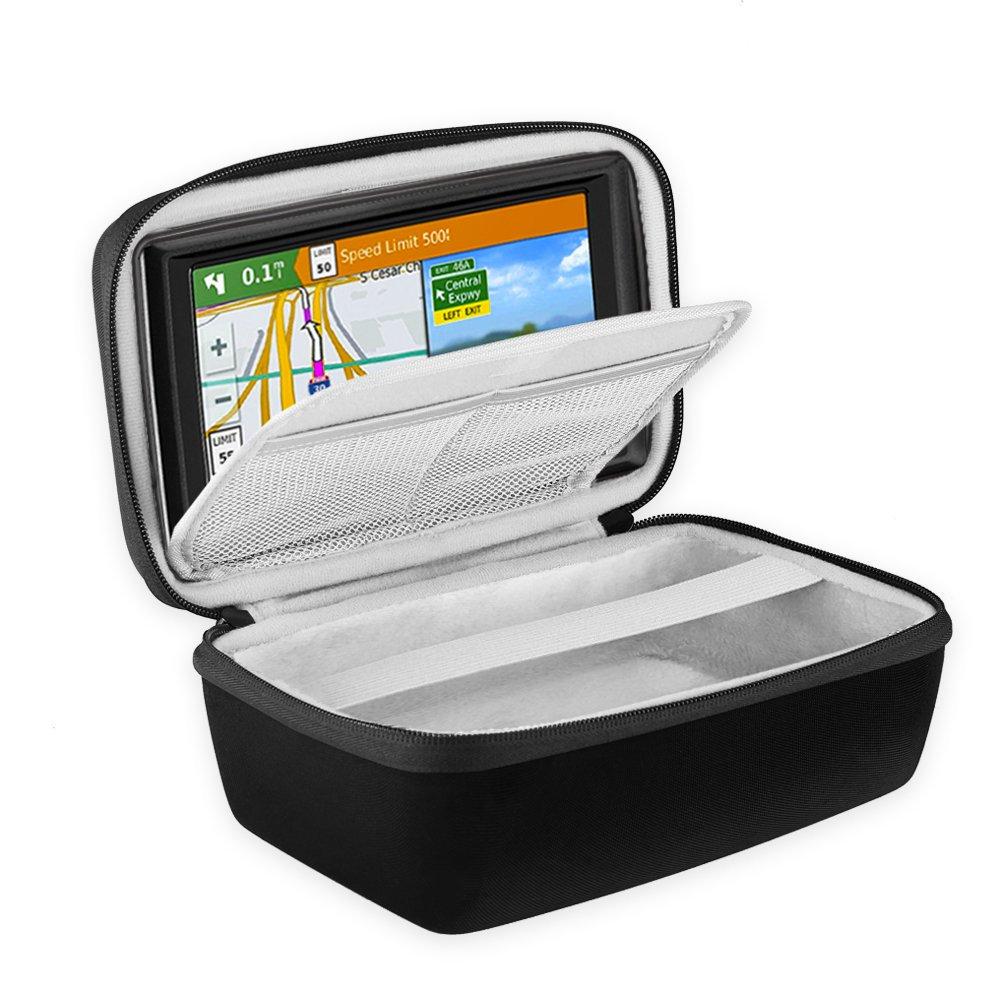 Galleon - BOVKE Hard Carrying Case For 5-Inch GPS Navigator
