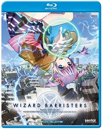 Wizard Barristers [Blu-ray] ()