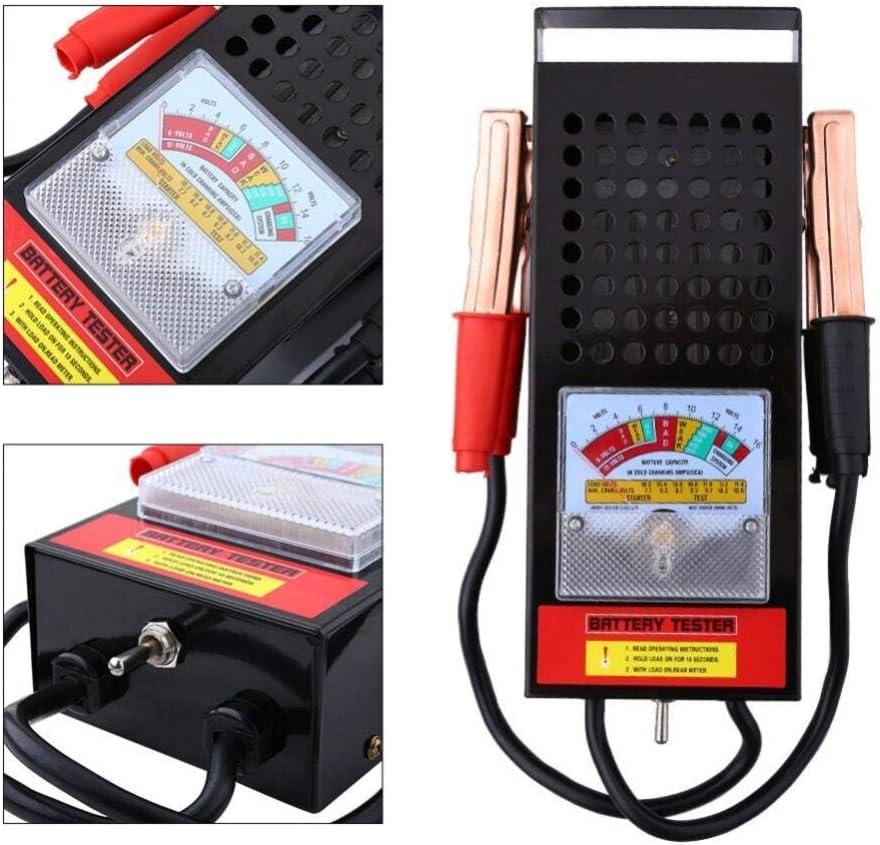 BYFRI 6-12v 100amp Handheld Tester Bater/ía De Coche De Carga Ca/ída De Carga Herramienta Comprobador del Sistema Analizador Autom/ático para Van Equipo De Tensi/ón Mater