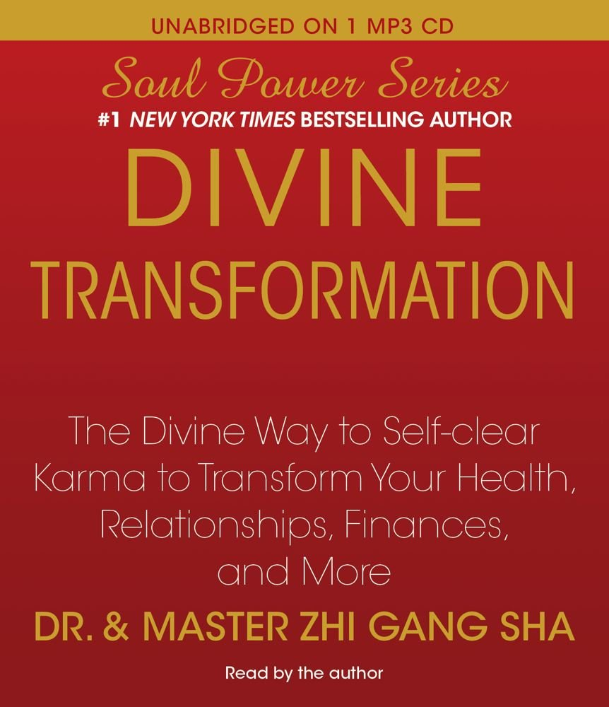 Read Online Divine Transformation: The Divine Way to Self-clear Karma to Transform Your Health, Relationships, Finances, and More (Soul Power) ebook
