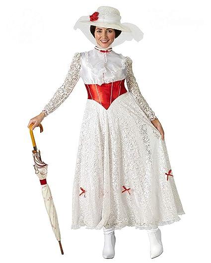 Rubie s Mary Poppins - Disfraz para Mujer , Talla S
