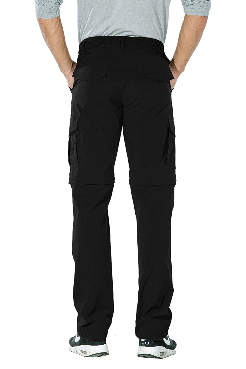 Amazon.com   Nonwe Men s Outdoor Water-Resistant Quick Dry Convertible Cargo  Pants   Sports   Outdoors d37f391c5