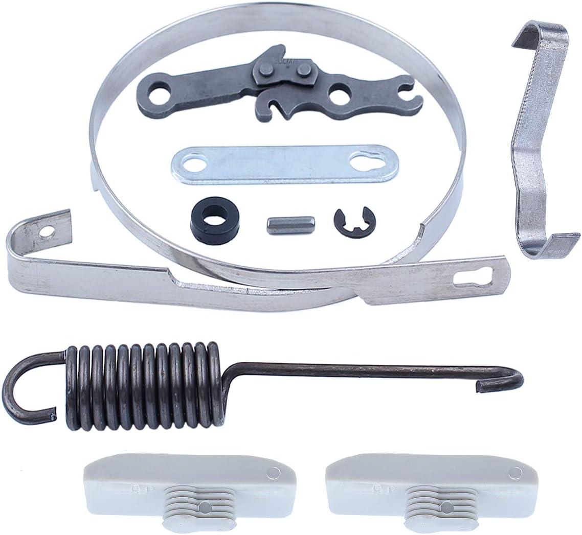 Chain Guide Bumper Strip Fit Stihl 021 023 025 MS210 MS230 MS250 1123 648 6600