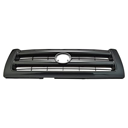6c31fcafd4c91 Black Front End Grill Grille for 97-00 Toyota Tacoma Pickup Truck