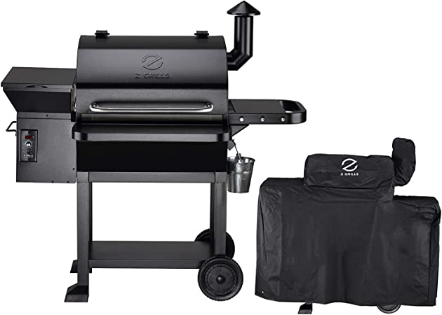 Z GRILLS Waterproof Cover Outdoor BBQ Grill Protection Black