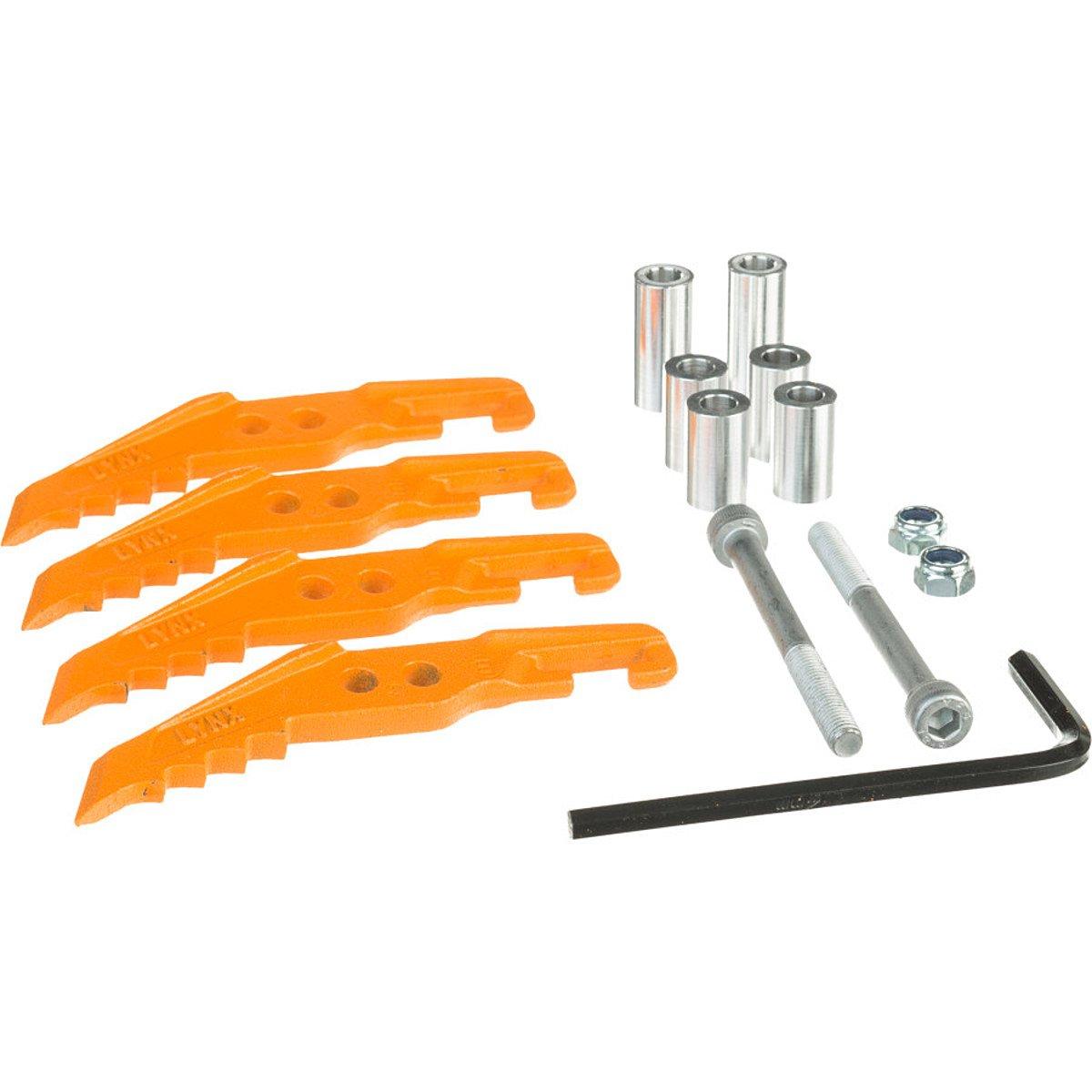 Kit Pointes Avant Lynx Petzl Color Orange