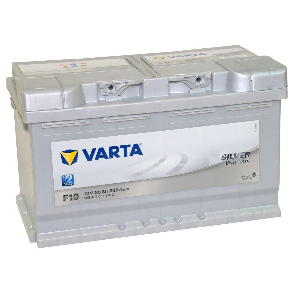 VARTA - BATTERIE VARTA SILVER DYNAMIC F19