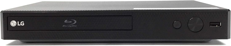 LG BP250 - Reproductor de BLU-Ray 2D (USB - Plus, HDMI) Negro