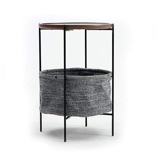 Huahua Furniture Mesa de Centro,Mesita de Café, Mesas Laterales de ...