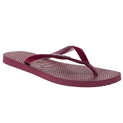 60513a33cd8c Havaianas Women s Slim Velvet Flip Flops  Amazon.co.uk  Shoes   Bags