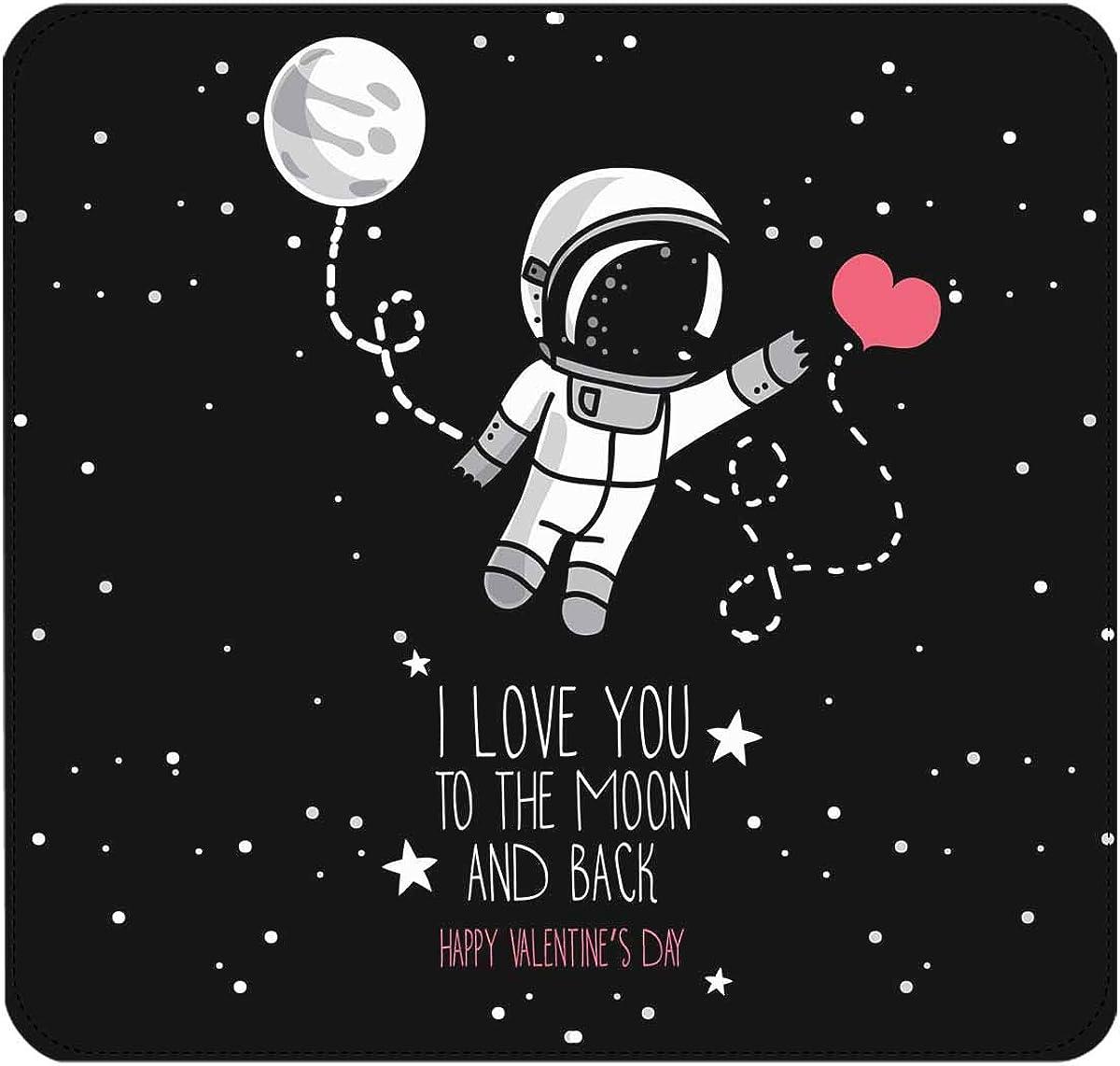 InterestPrint Womens Astronaut in Outer Space Clutch Purse Card Holder Organizer Ladies Purse