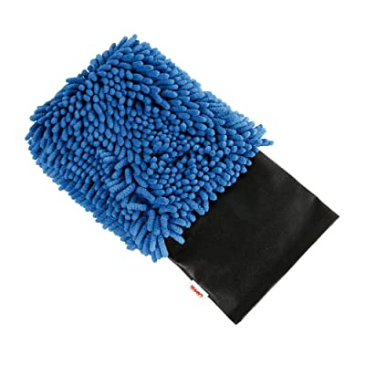 Lampa 37222 Microfibre Washing Glove.: Automotive