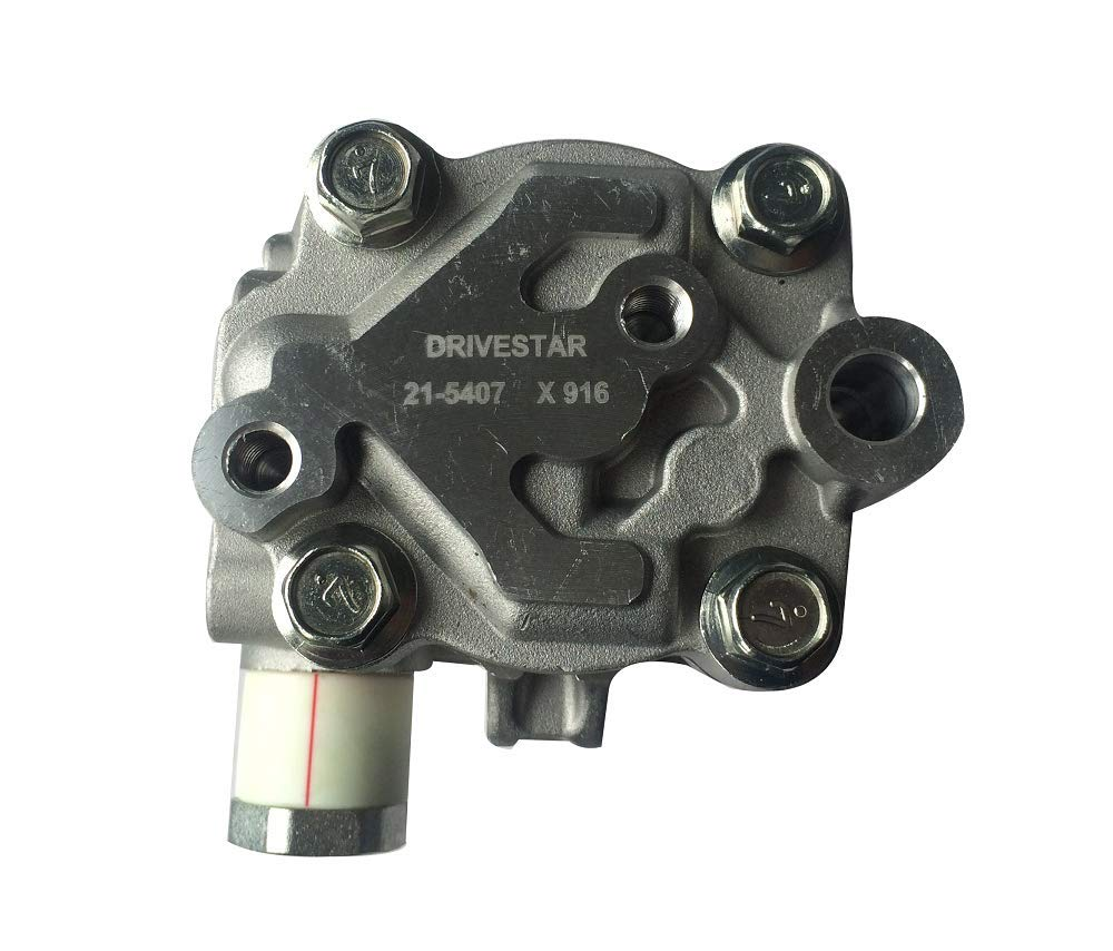 OE-Quality New Power Steering Pump 3.5 2003-2008 Nissan Maxima 3.5L V6 2004-2009 Nissan Quest 3.5L V6 DRIVESTAR 21-5407 Power Steering Pump for 2002-2006 Nissan Altima 3.5L V6