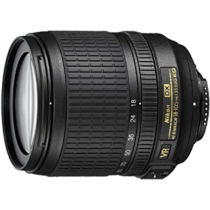 Review Nikon 18-105mm f/3.5-5.6 AF-S