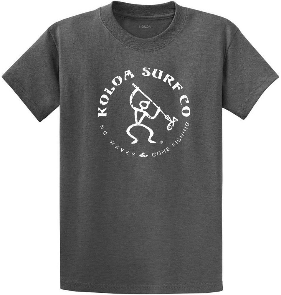 Joe's USA SHIRT メンズ B074DC55SH M|Dark Heather Grey White Logo (50/50 Cotton/Poly ) Dark Heather Grey White Logo (50/50 Cotton/Poly ) M