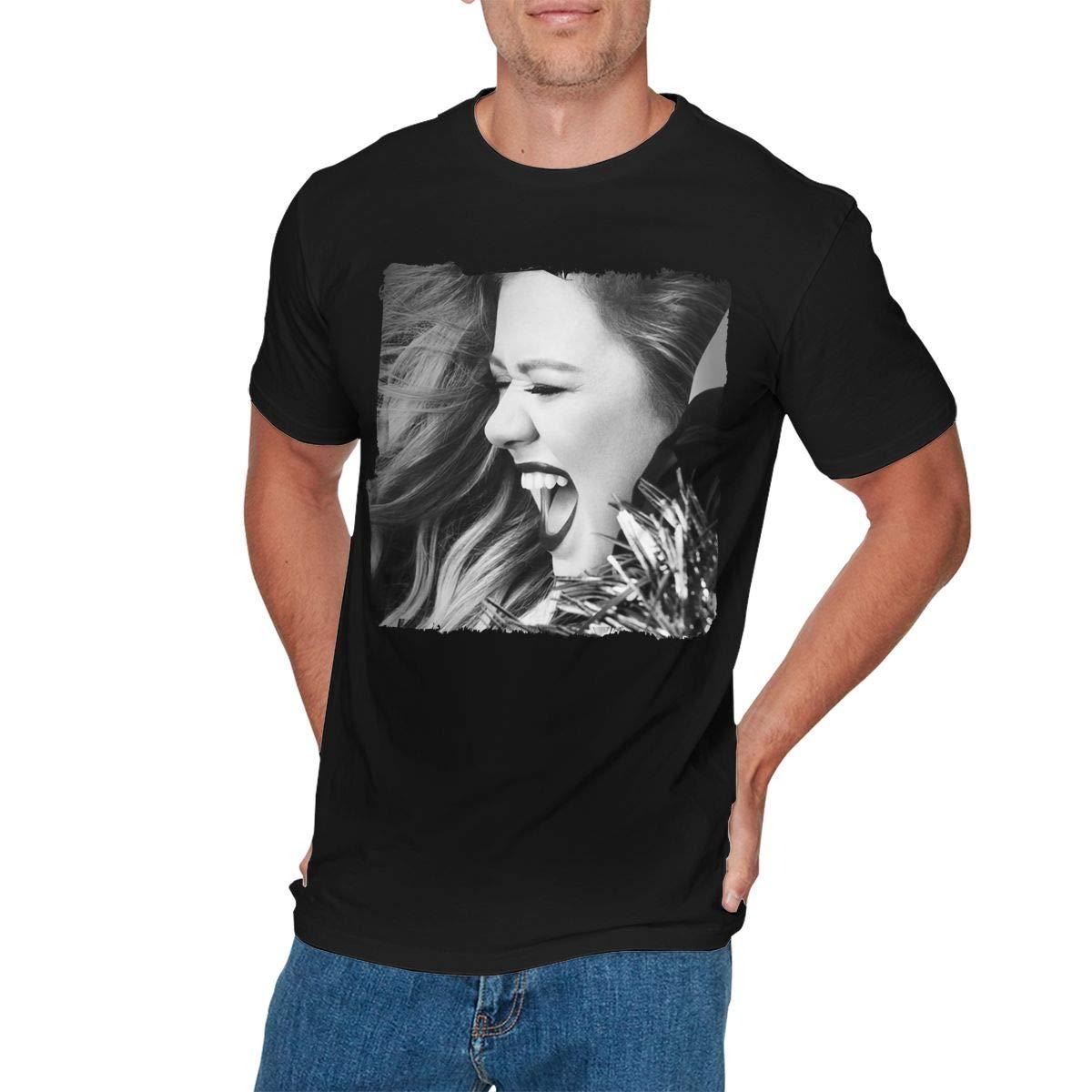Peterjpan S Funny Kelly Clarkson T-shirt Black