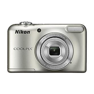デジタルカメラ COOLPIX L31 シルバー
