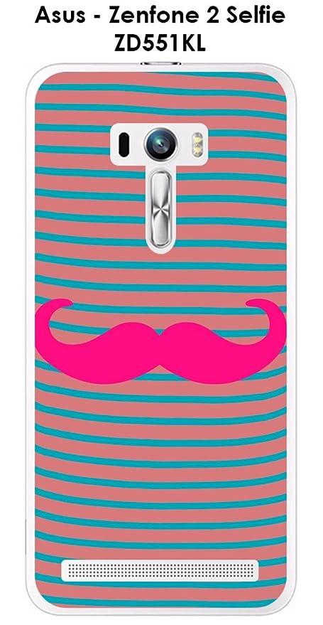 Onozo Carcasa Asus Zenfone 2 Selfie ZD551KL Design marinero ...